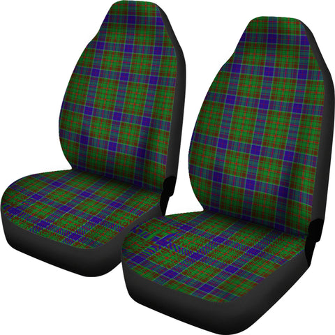 Adam Tartan Car Seat Covers