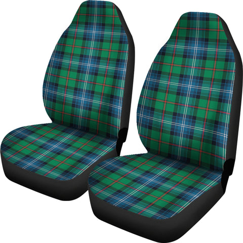 Urquhart Ancient Tartan Car Seat Covers
