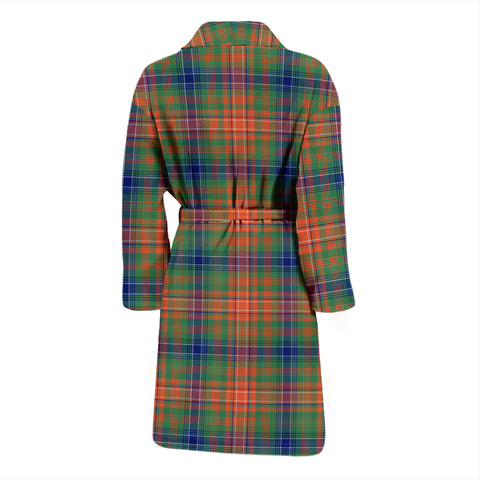 Wilson Ancient Tartan Mens Bathrobe - BN