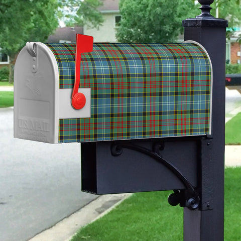 Paisley District Scotland Mailbox Clan A91
