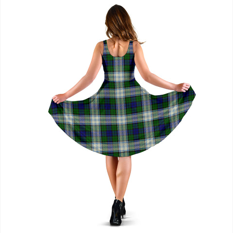 Blackwatch Dress Modern Tartan
