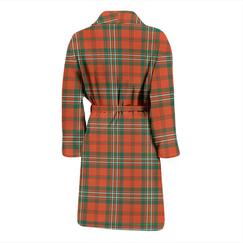 Scott Ancient Tartan Mens Bathrobe - BN