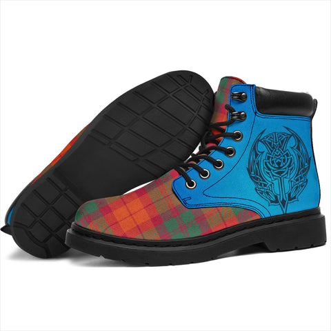 Macnab Ancient Tartan All-Season Boots - Celtic Thistle TH8