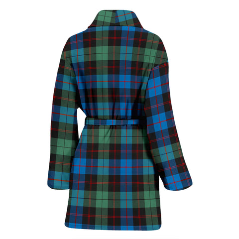Guthrie Ancient Tartan Womens Bathrobe - BN