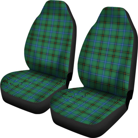 Henderson Ancient Tartan Car Seat Covers