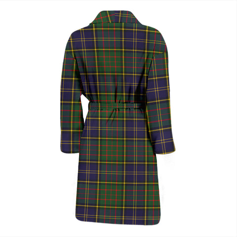 MacMillan Hunting Modern Tartan Mens Bathrobe - BN