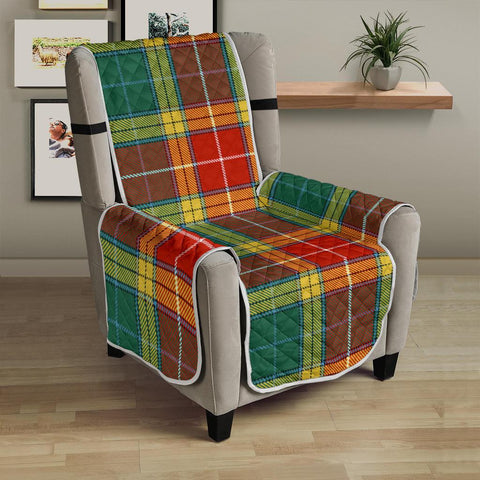 Image of Buchanan Old Sett Tartan Chair Sofa Protector K7