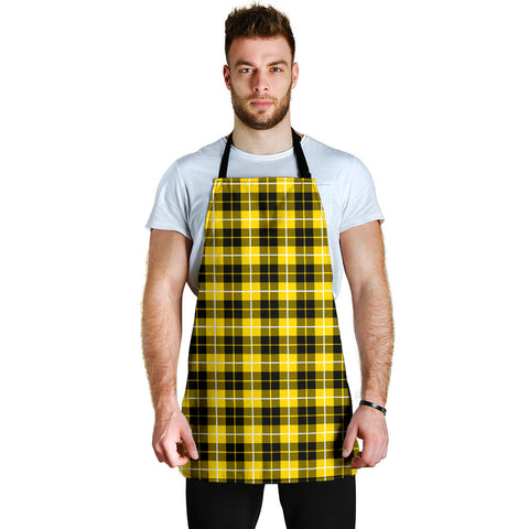 Barclay Dress Modern Tartan Apron HJ4