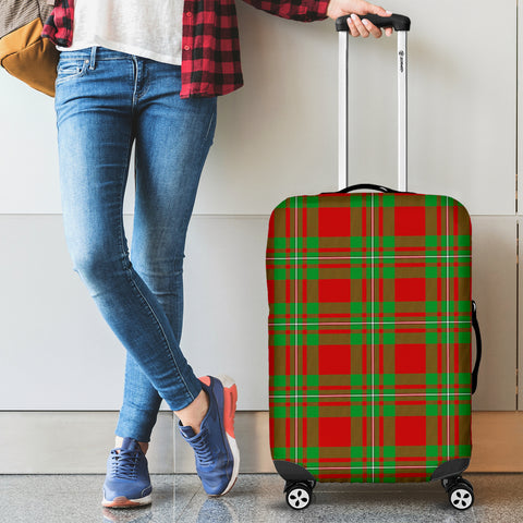 Image of MacGregor Modern Tartan Luggage Cover HJ4