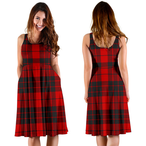 Image of MacLeod of Raasay Plaid Women's Dress