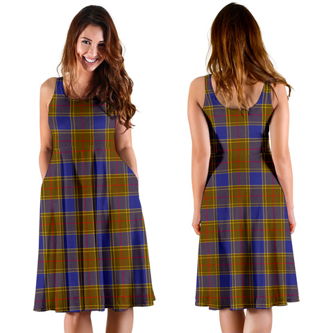 Image of Balfour Modern Plaid Women's Dress