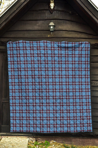 Elliot Ancient Tartan Premium Quilt TH8