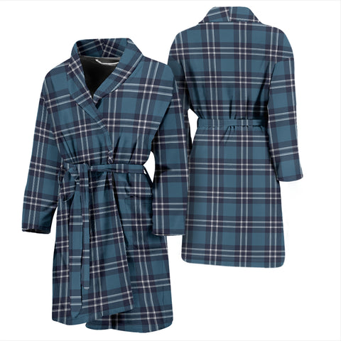 Earl Of St Andrews Tartan Mens Bathrobe