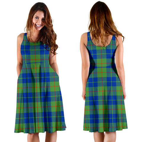 Barclay Hunting Ancient Plaid Women's Dress