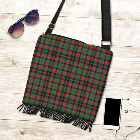 Cumming Hunting Ancient Tartan Boho Handbag K7