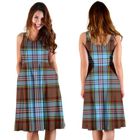 Anderson Ancient Plaid Women's Dress