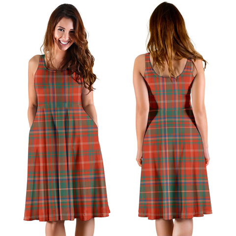 MacDougall Ancient Plaid Women's Dress
