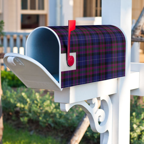 Pride of Scotland Scotland Mailbox Clan A91