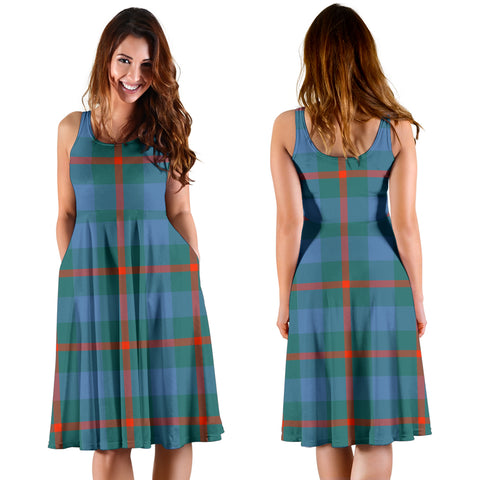 Agnew Ancient Plaid Women's Dress