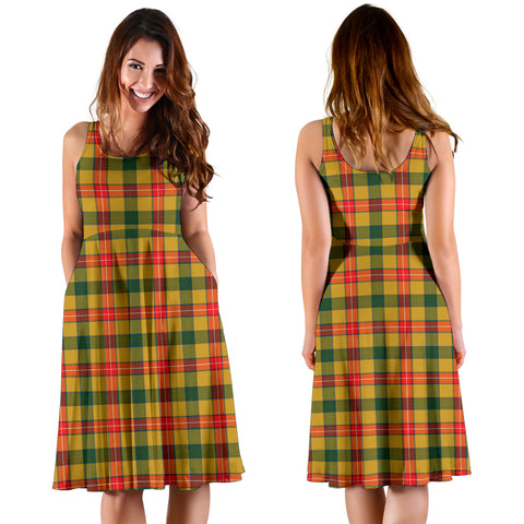 Baxter Plaid Women's Dress