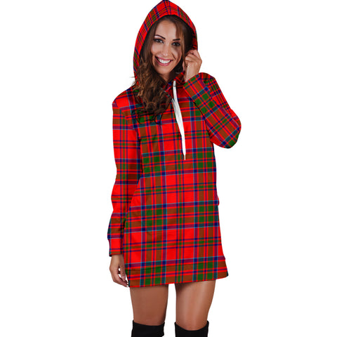 Image of MacKillop Tartan Hoodie Dress HJ4