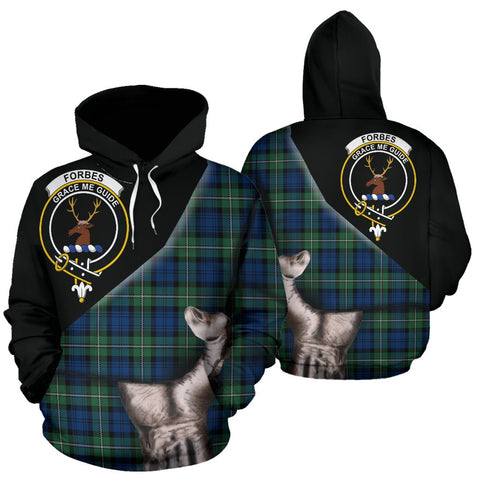 Image of Forbes Ancient Tartan Hoodie Patronage