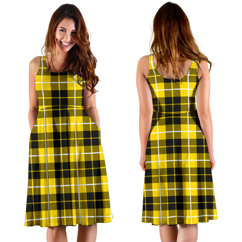 Barclay Dress Modern Plaid Women's Dress