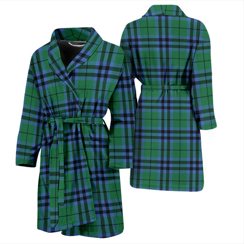 Keith Ancient Tartan Mens Bathrobe - BN