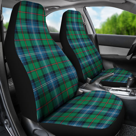 Urquhart Ancient Tartan Car Seat Covers K7