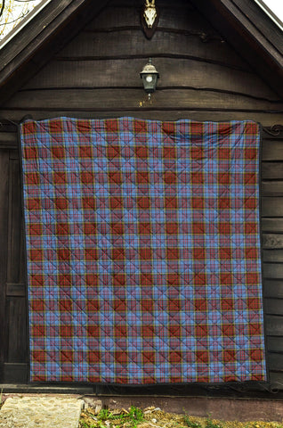 Image of Anderson Modern Tartan Premium Quilt TH8