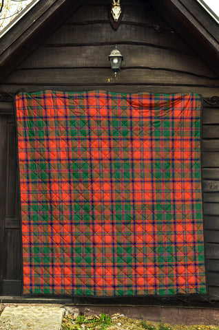 Stewart of Appin Ancient Tartan Premium Quilt TH8