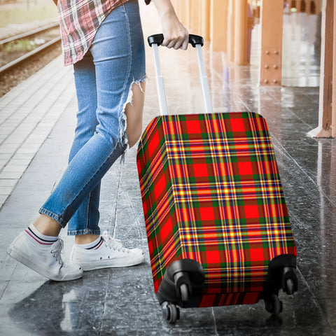 Image of MacGill Modern Tartan Luggage Cover HJ4