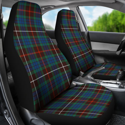 Fraser Hunting Ancient Tartan Car Seat Covers K7