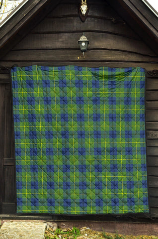 Johnston Ancient Tartan Premium Quilt TH8