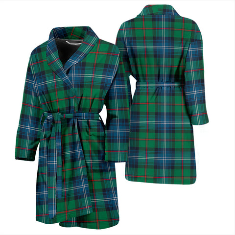 Urquhart Ancient Tartan Mens Bathrobe - BN