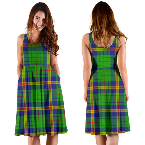 New Mexico Plaid Women's Dress