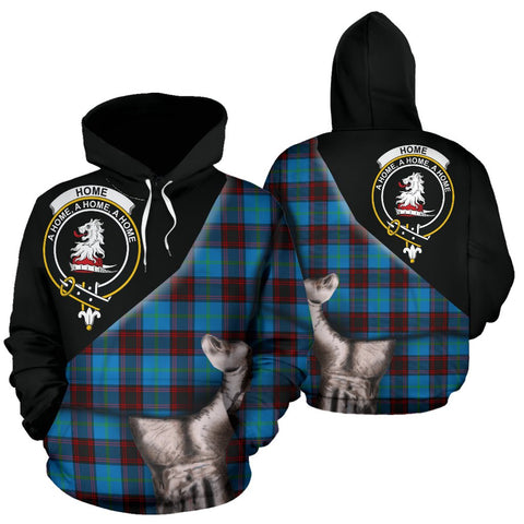 Image of Home Ancient Tartan Hoodie Patronage