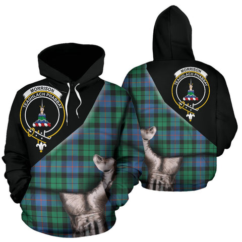 Image of Morrison Ancient Tartan Hoodie Patronage