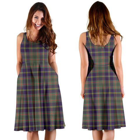 Taylor Weathered Plaid Women's Dress