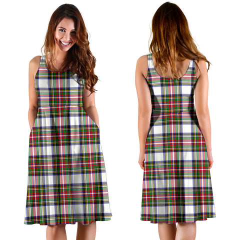 Stewart Dress Modern Plaid Women's Dress