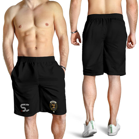Drummond of Strathallan Clan Badge Men's Shorts TH8