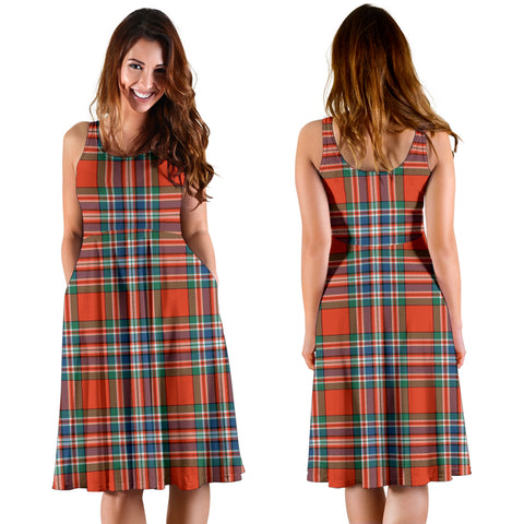 MacFarlane Ancient Plaid Women's Dress