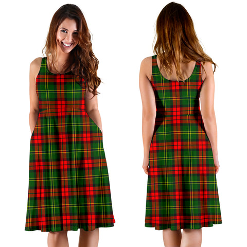 Blackstock Plaid Women's Dress