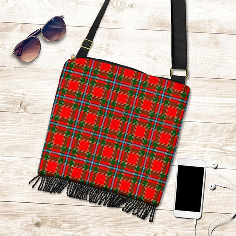 Drummond of Perth Tartan Boho Handbag K7