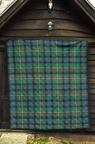 FERGUSON ANCIENT Tartan Premium Quilt TH8