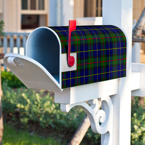 Image of MacLeod of Harris Modern Scotland Mailbox Clan A91