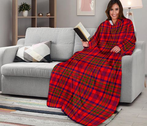 Murray of Tulloch Modern Tartan Clans Sleeve Blanket K6