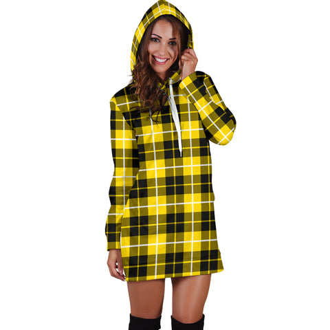 Barclay Dress HJ4 Modern Tartan Hoodie Dress HJ4