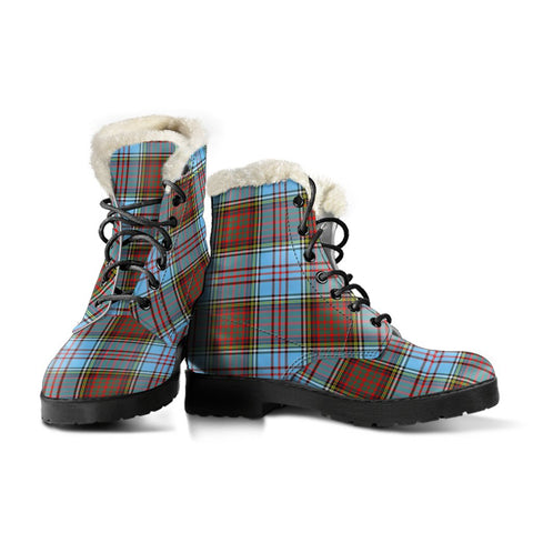 Anderson Ancient Tartan Boots For Women
