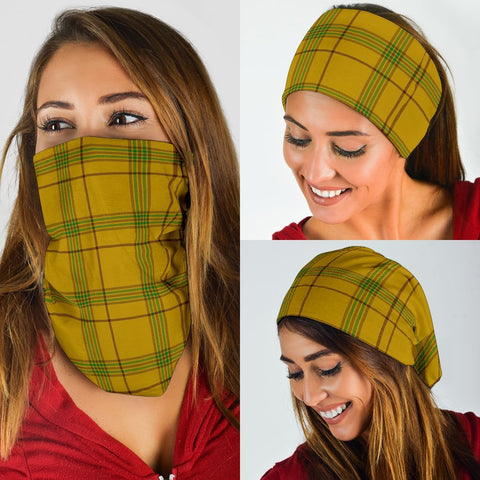 Plaid Bandana